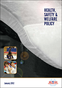 BG Health, Safety and Welfare Policy, January 2012 v3
