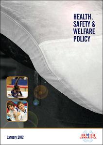 BG Health, Safety and Welfare Policy, January 2012 v3