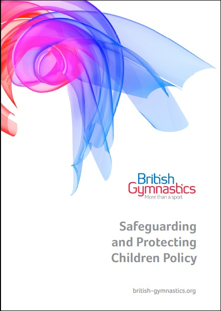 BG Safeguarding and Protecting Children Policy 11Sep2012