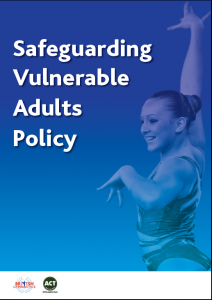 BG Safeguarding Vulnerable Adults Policy