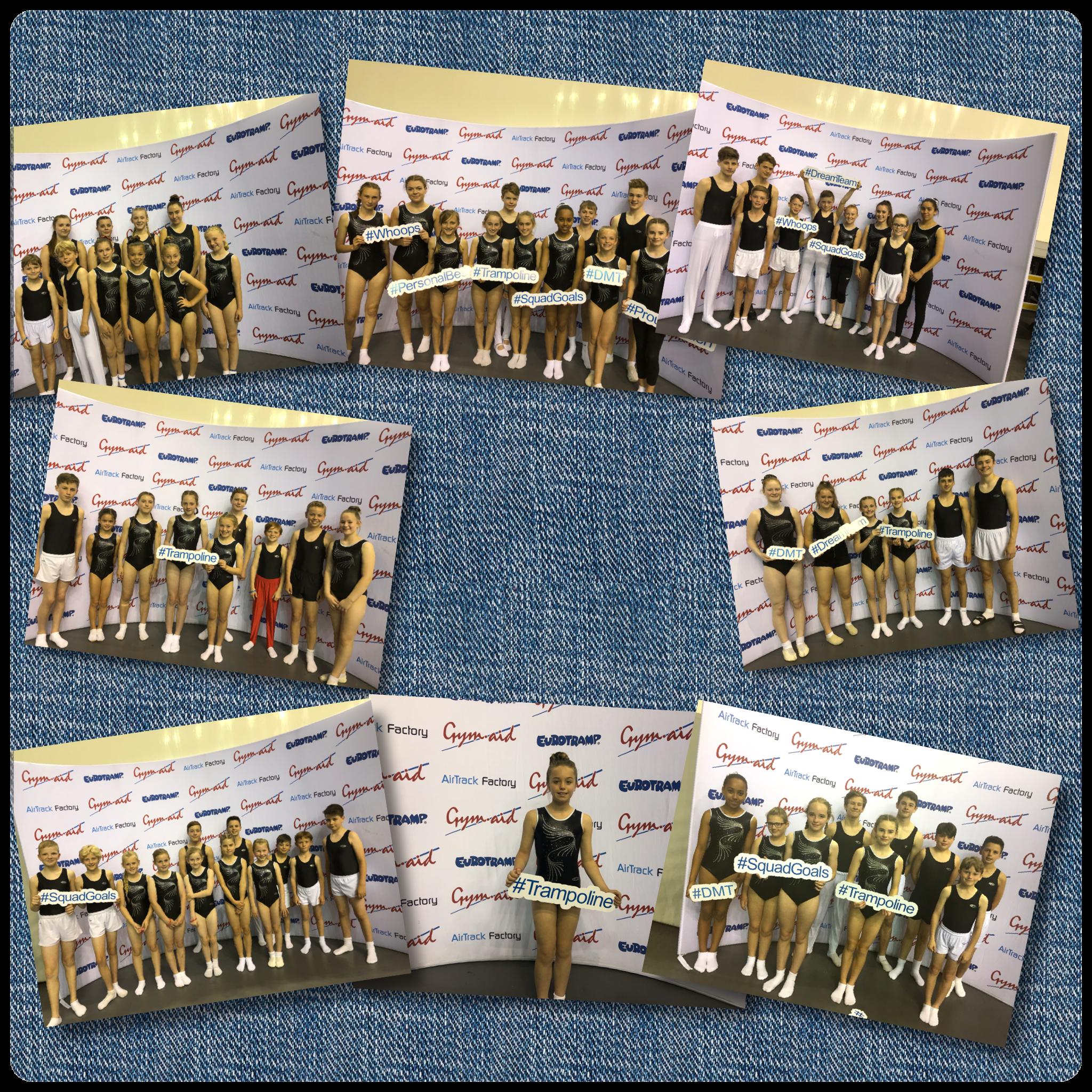 Team East competitors